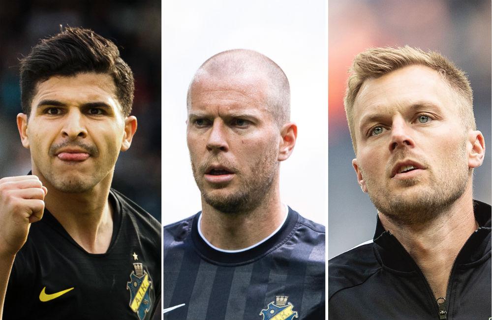 Vårens bästa AIK-spelare – landslagsmännen sticker ut