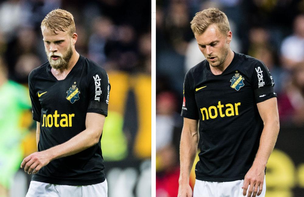 De var bäst i AIK – spelarbetyg efter 0-2-förlusten