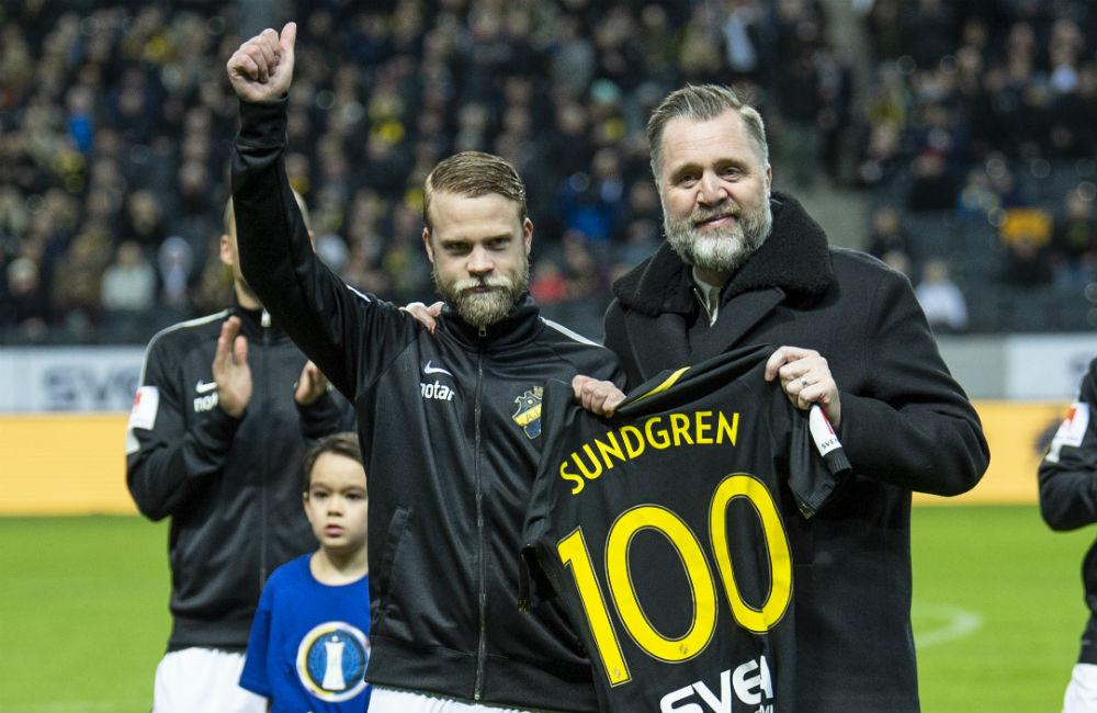 """Wesström: """"Tror att vi kommer se Daniel i AIK-tröjan igen"""""""