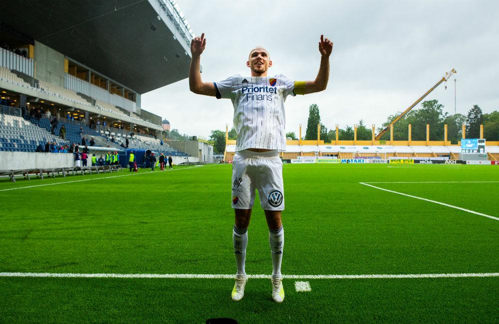 """Danielson bäst i Stockholm – enligt betygen: """"Känts bra under våren"""""""