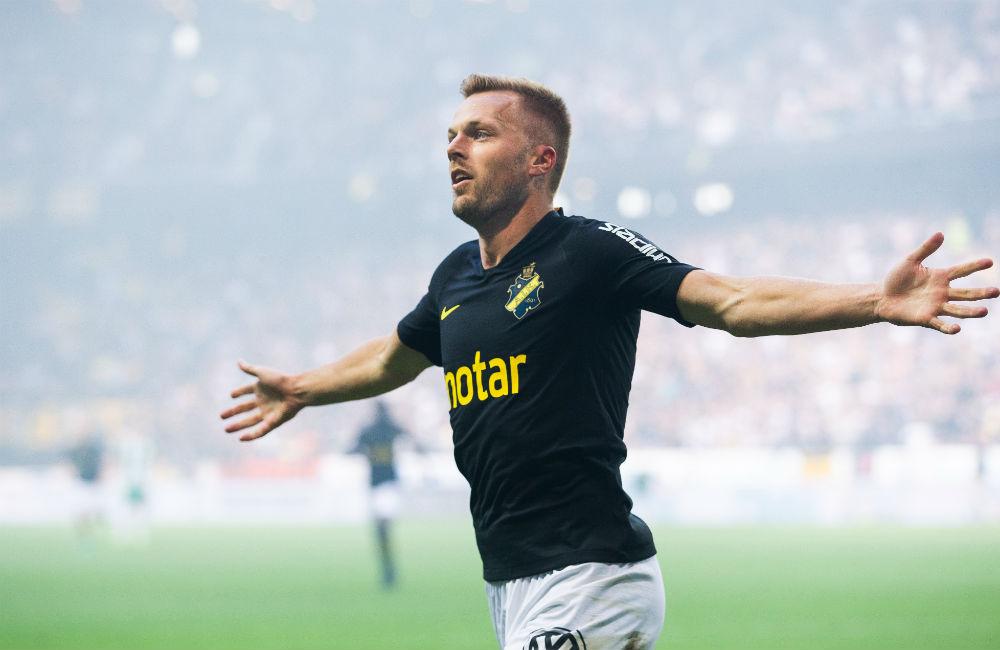 Han var bäst i AIK –spelarbetyg efter derbysegern