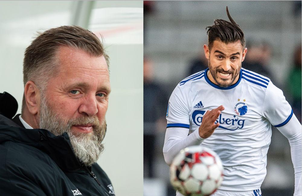 """Björn Wesström: """"Sotte har en profil som passar hos oss"""""""