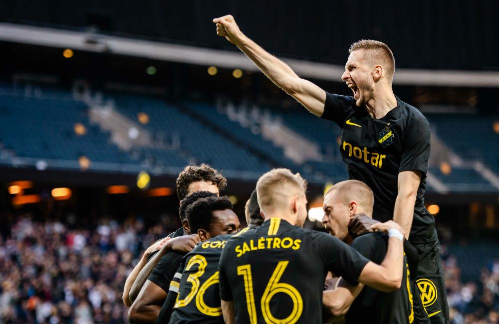 Simon Pålsson: AIK får inte en bättre chans än så här