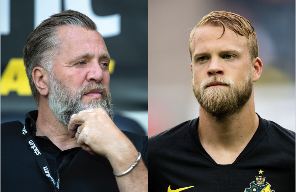 "Sundgren lämnar AIK direkt: ""Vi känner en enorm besvikelse"""