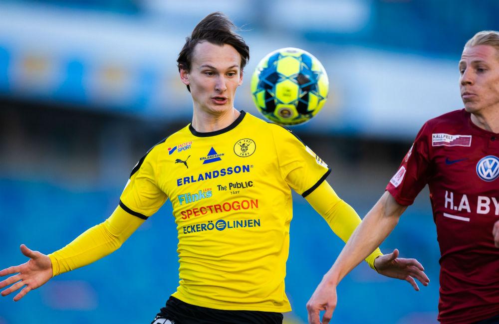 """Hjalmar Ekdal klar för Bajen: """"Glad över möjligheten"""""""