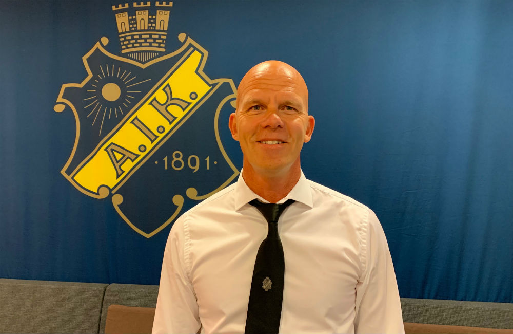 """Måste gambla ibland"" – Fotboll Sthlm möter Jens T Andersson"