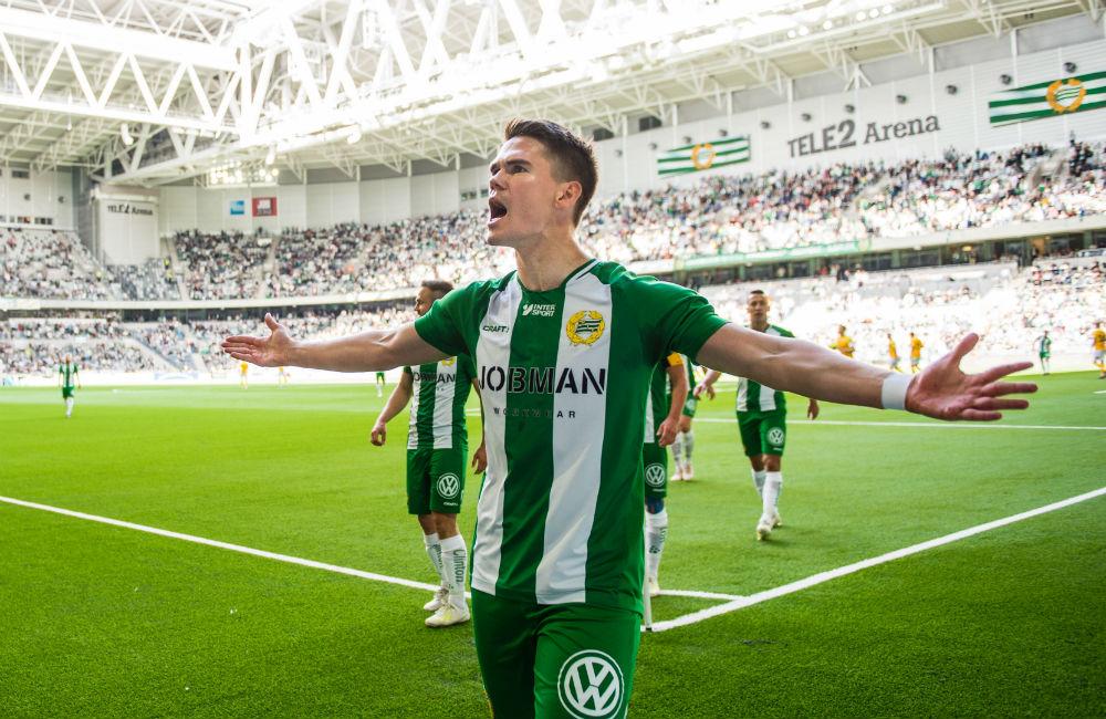 """Kjartansson öppnar för att stanna i Bajen: """"Finns en möjlighet"""""""