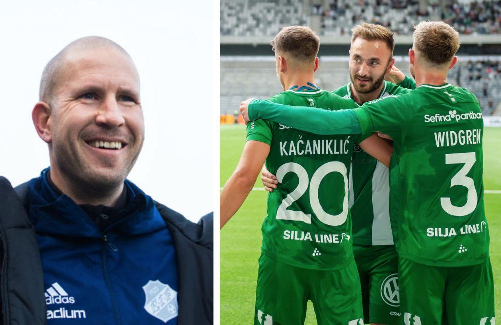 """Efter 6-2-krossen: """"Hammarby tar en Europaplats"""""""
