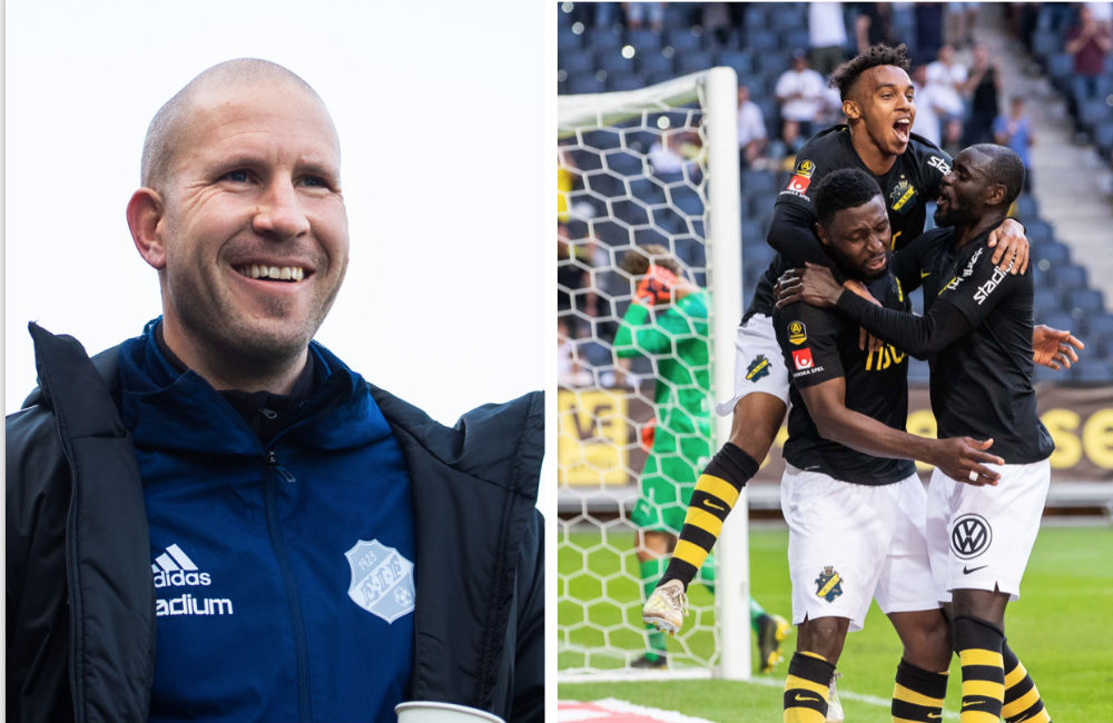 """Mattias Lindström: """"Tror AIK går till Champions League"""""""