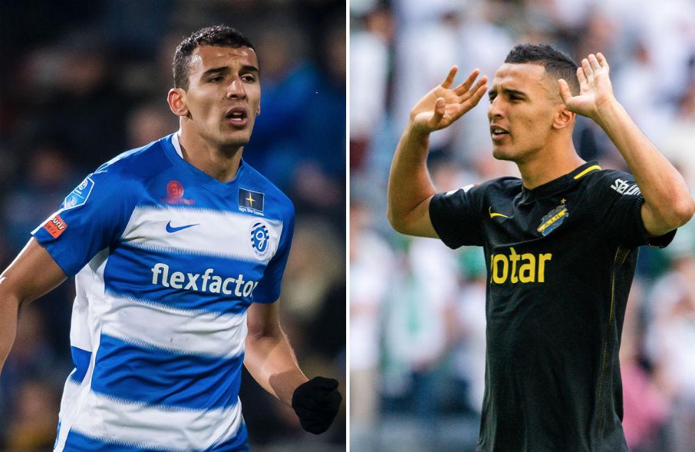 """Bahoui nära långt kontrakt: """"Alla vet vad jag känner för AIK"""""""