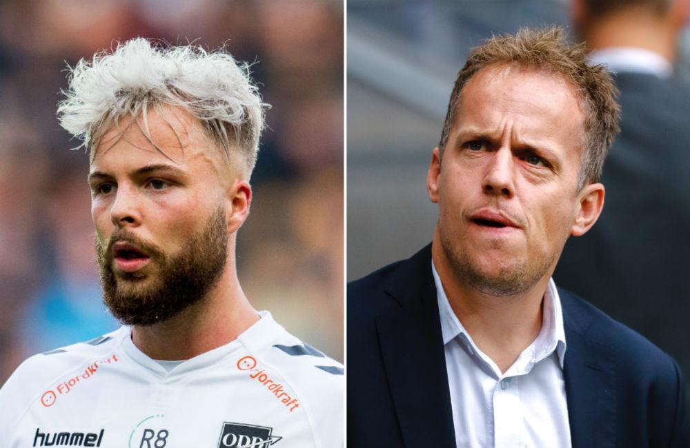 Uppgifter: Sander Svendsen på väg till Jakob Michelsens klubb