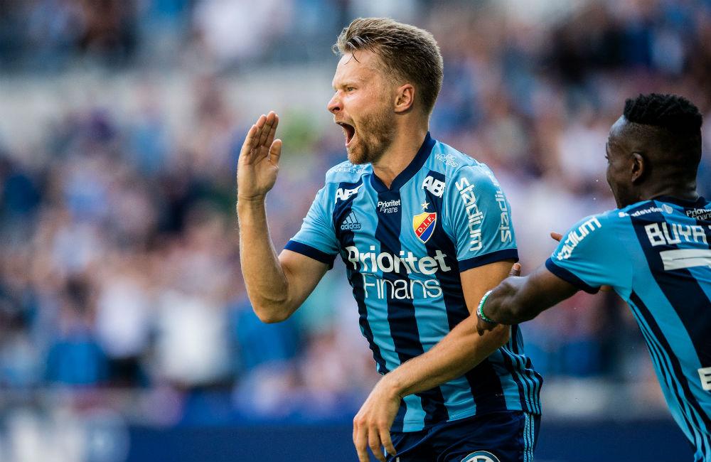 """Jacob Une Larsson avgjorde toppmötet: """"Jag blev chockad"""""""