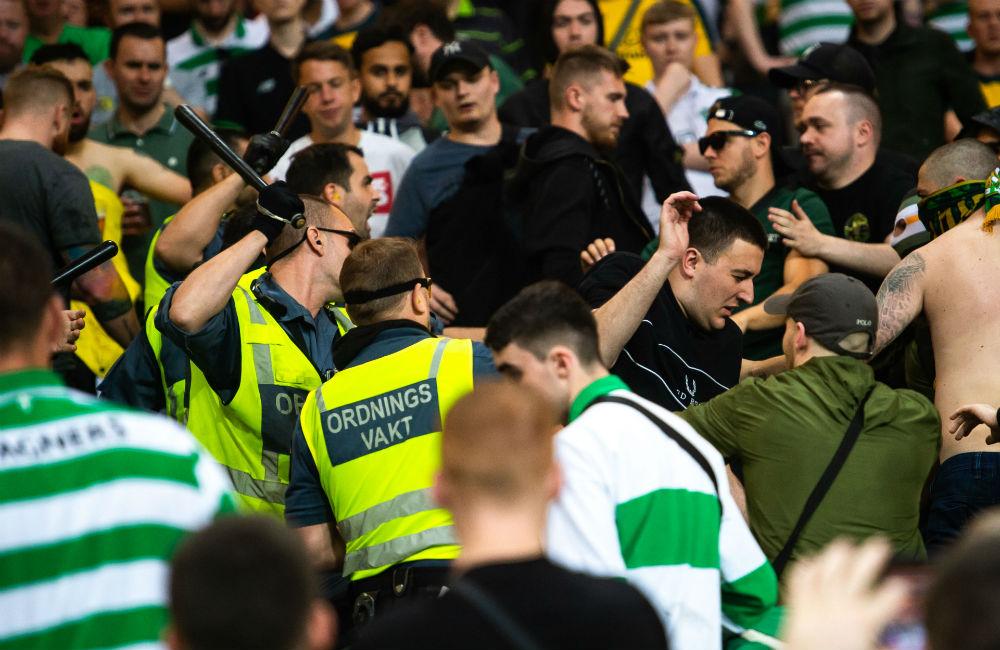 Efter Fotboll Sthlms granskning – vakterna polisanmälda