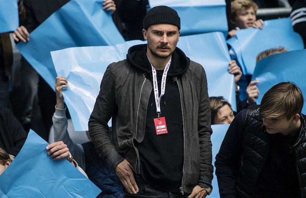 Uppgifter: Erik Berg kan missa resten av säsongen