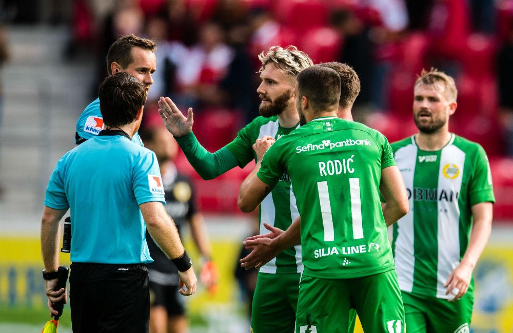 "Domarkritik efter Bajens tapp: ""Aldrig sett så många misstag"""