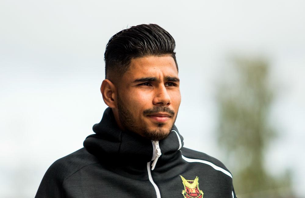 Uppgifter: AIK och Djurgården vill värva Hosam Aiesh
