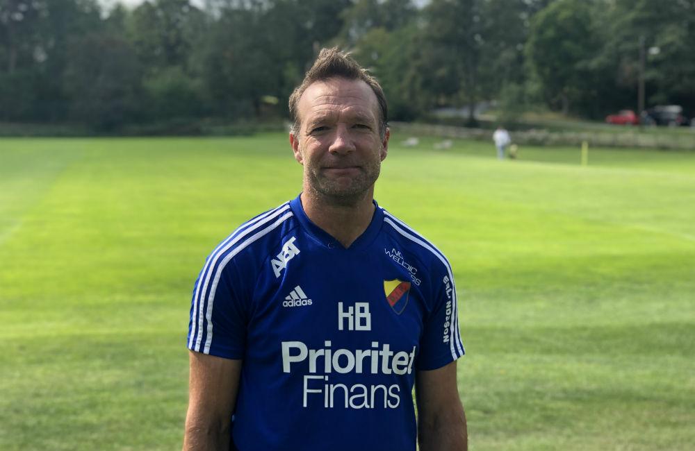 """Kim Bergstrand om Kujovic: """"Har tränat väldigt, väldigt hårt"""""""