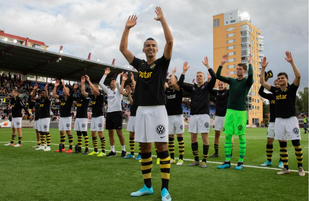 Han var bäst i AIK – spelarbetyg efter 4-2-segern mot AFC