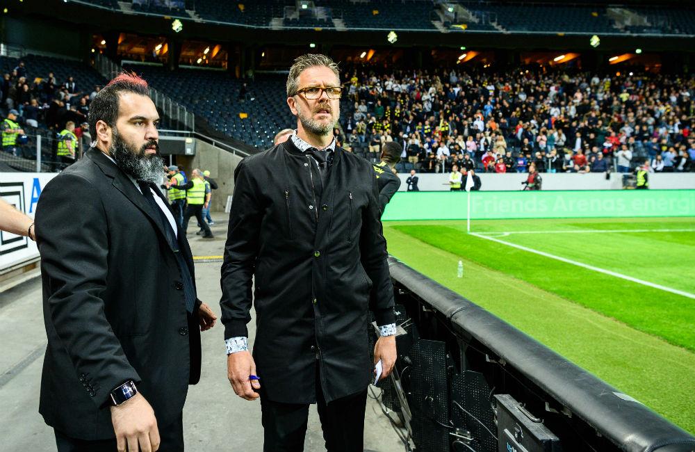 """AIK:s utredning dröjer: """"Vi ser inga skäl att föregå Uefa"""""""