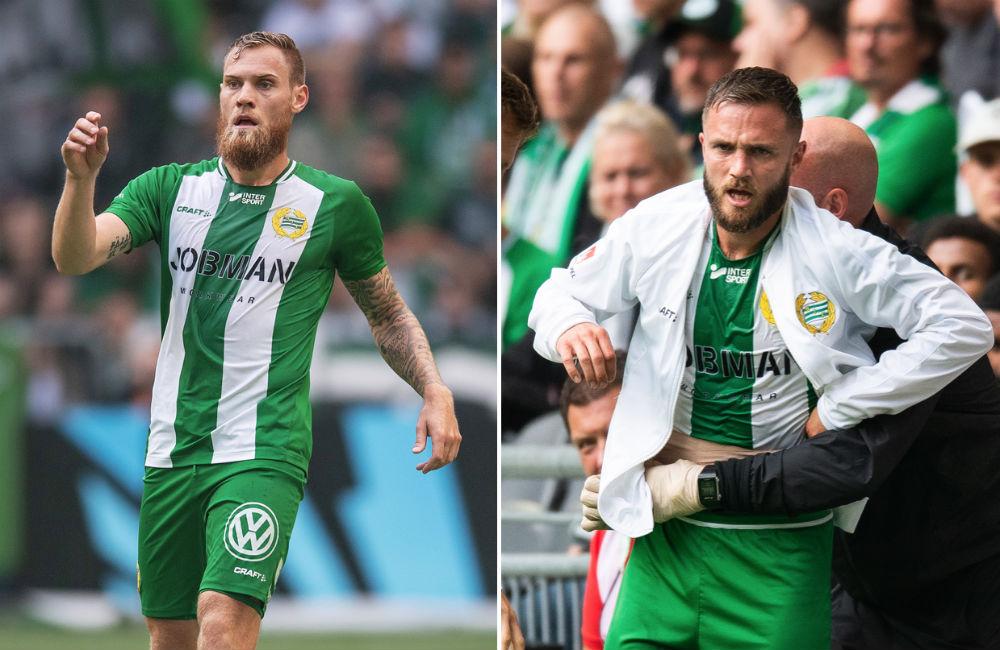 """Fällman och Solheim kan missa helgens match: """"Tveksamt"""""""