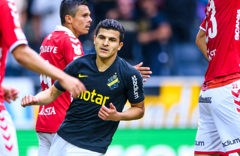 Han var bäst i AIK– spelarbetyg efter 1-2-förlusten