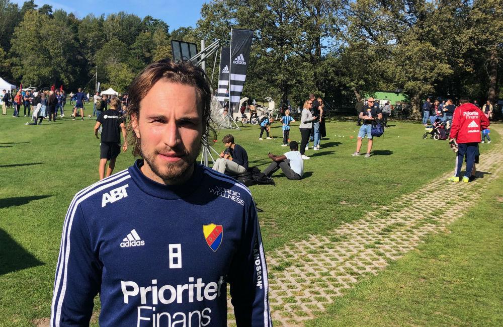 """Djurgården Fotboll: Walker vill ta tillbaka sin plats: """"Hoppas att de spelar mig mer"""" - Fotboll Sthlm"""