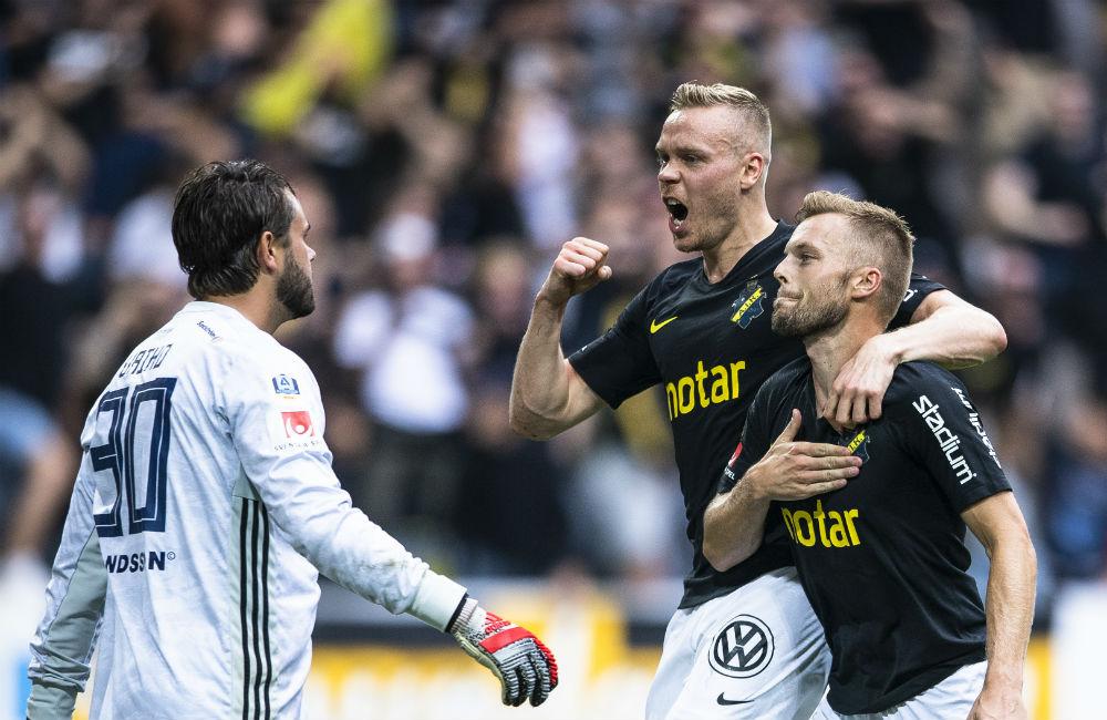 Oskar Månsson: Räkna aldrig ut det äckligt disciplinerade AIK
