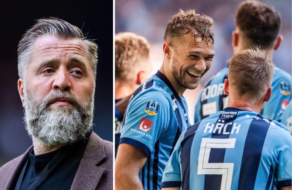 Oskar Månsson: Wesström pikade och pekade åt fel håll