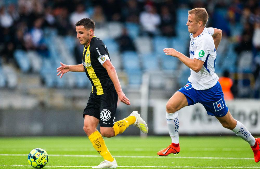 Han var bäst i Hammarby – spelarbetyg efter 0-2-förlusten