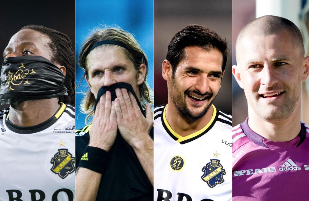 Per Karlssons drömlag – veteranen väljer sina AIK-favoriter
