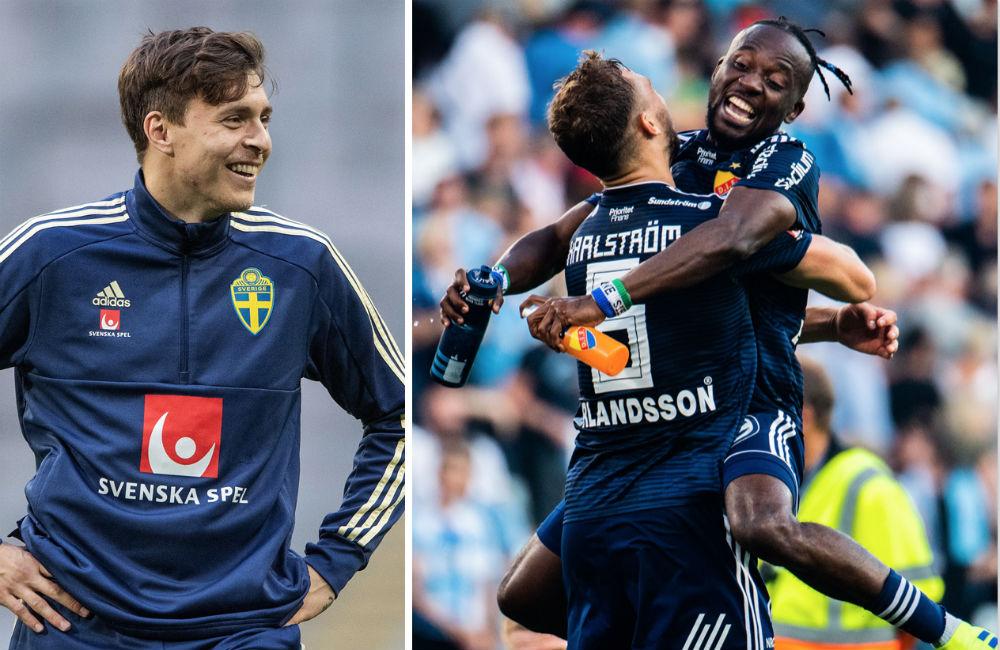 """Nilsson Lindelöf hoppas på guld till Djurgården: """"Vore kul"""""""