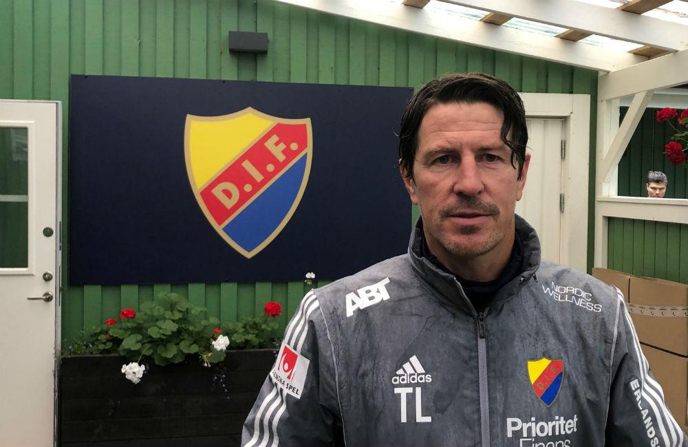 """Lagerlöf om derbyförlusten: """"Vi var överlägsna i spelet ute på plan"""""""