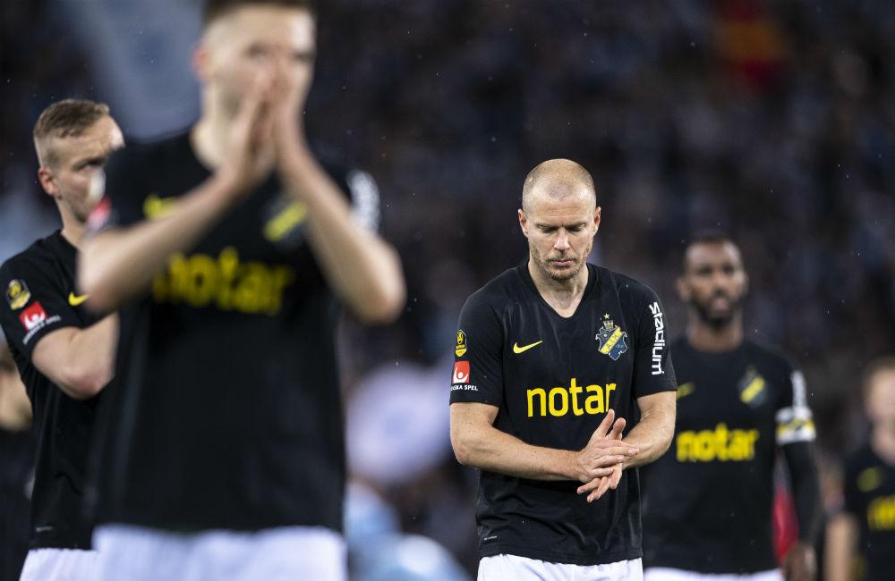Guldet kört för AIK –spelarbetyg efter 0-2 mot Malmö FF