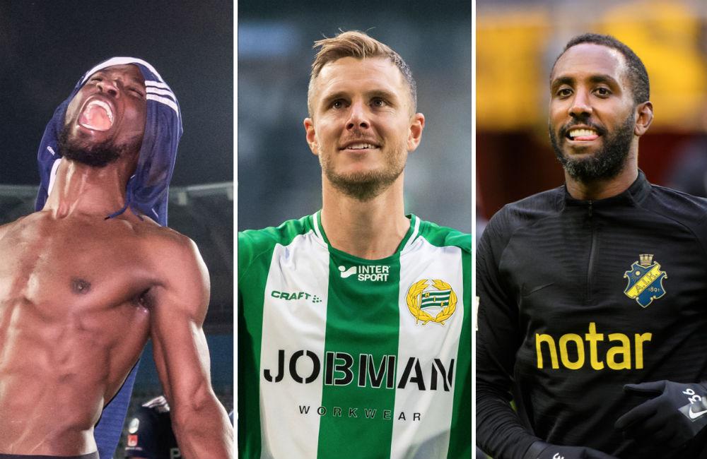 Månsson & Månssons 08-elva – omgångens spelare i Stockholm