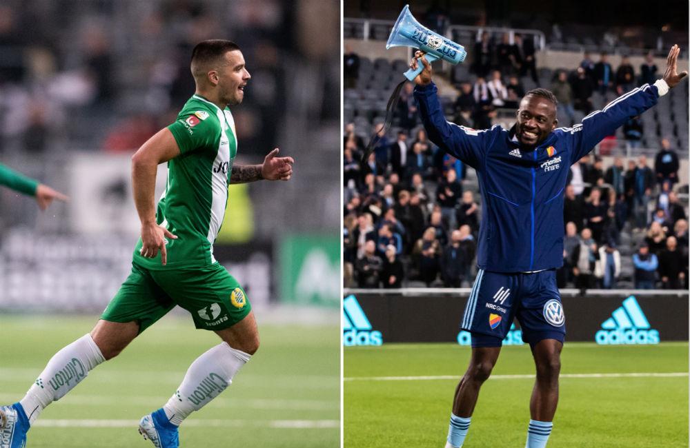 Månsson: Rekordchanser för Hammarby, Djurgården och Malmö