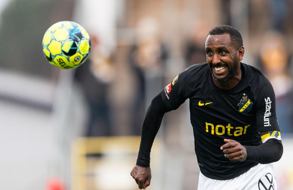 Full pott till Goitom – spelarbetyg efter krossen mot FFF