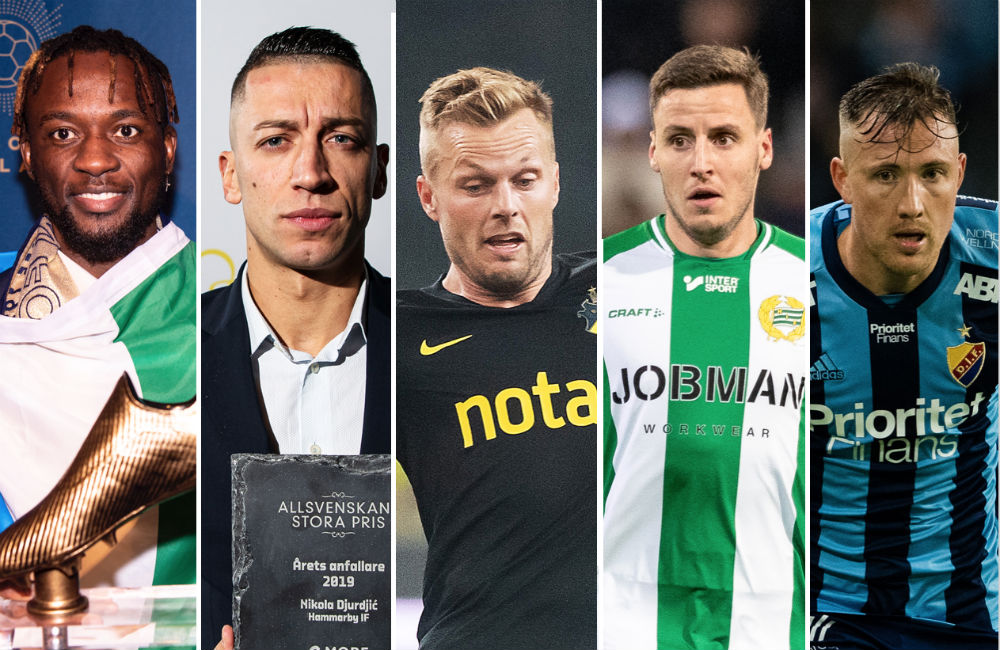 Månsson: Årets bästa spelare i Stockholm –här är mina elvor