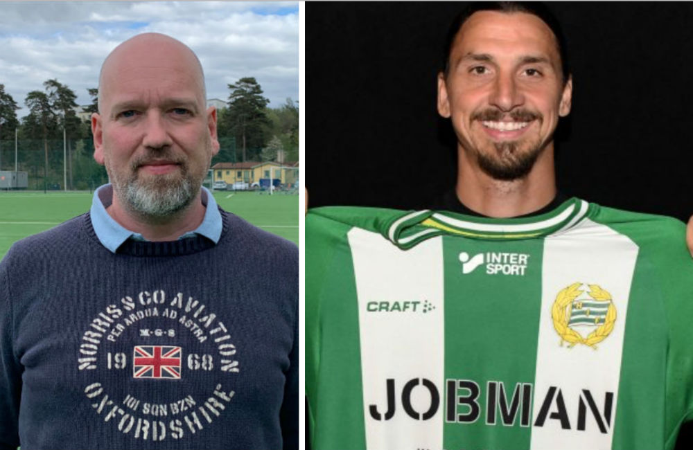 """Kindlund: """"Zlatan gillar Hammarby – det är lätt att göra det"""""""