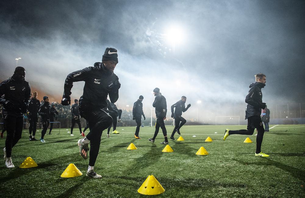 AIK:s försäsong snart spikad – två nya motståndare klara