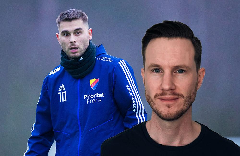 Oskar Månsson: Är det bra om det kokar över då och då?