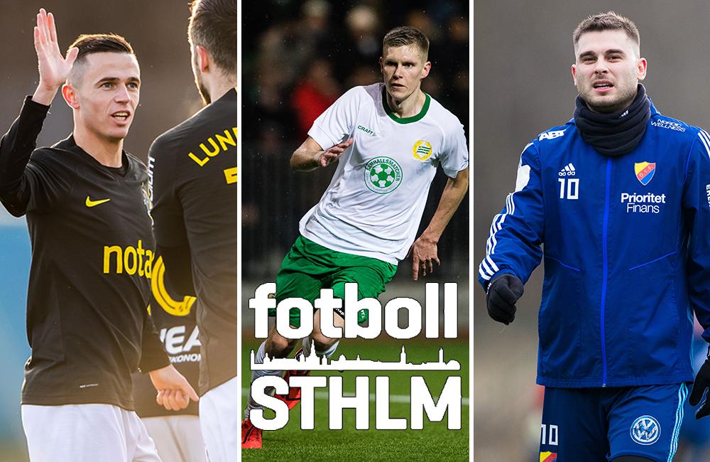 Premiär för Fotboll Sthlm Plus – 25 spänn för allt material