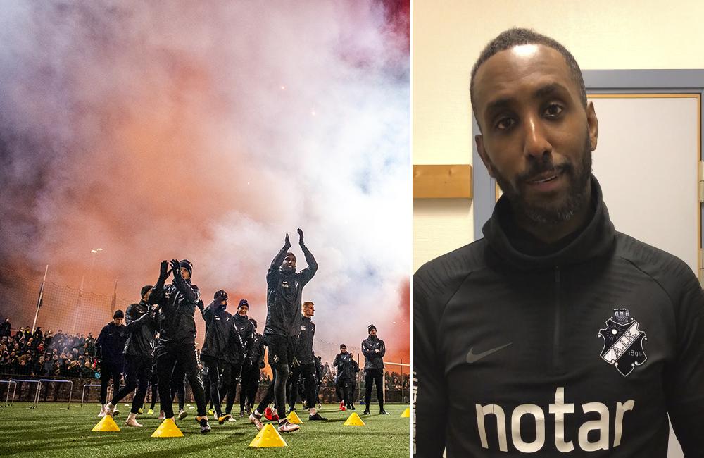 """Goitom vill se ett påkopplat AIK: """"Var inte där i cupen förra året"""""""