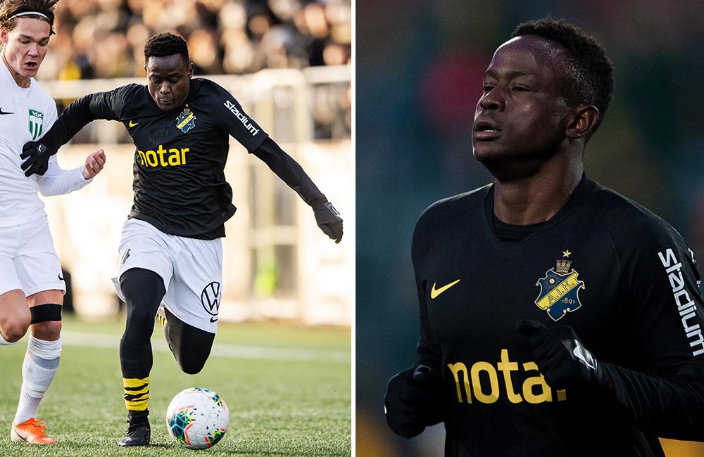 """""""De hade aldrig sett en afrikan"""" – Fotboll Sthlm möter Erick Otieno"""