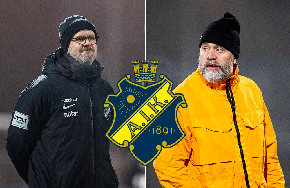 """Efter fjolårets Europamiss –  AIK:s tydliga mål: """"Ska vinna allt"""""""