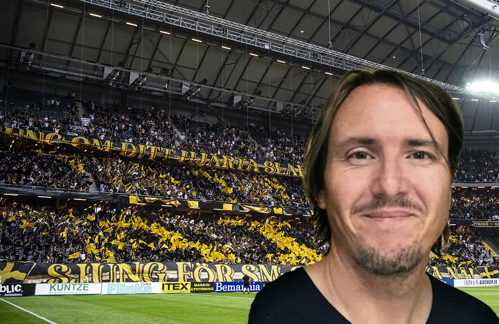 Daniel Sjöberg: Den erfarenheten var värd ett räddat kontrakt