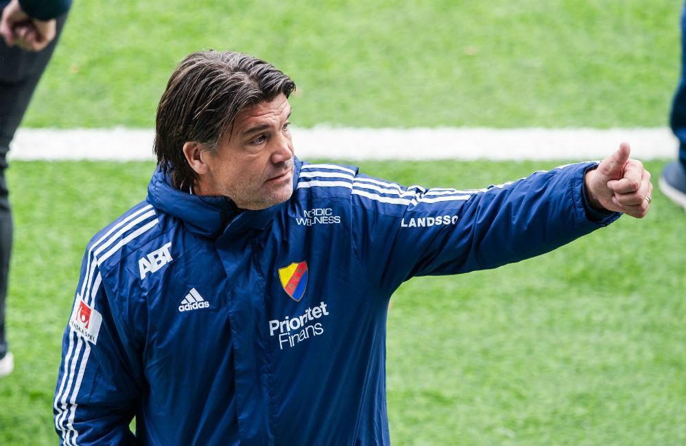 """Bosse Andersson: """"Vi behöver ta in en bra offensiv spelare"""""""