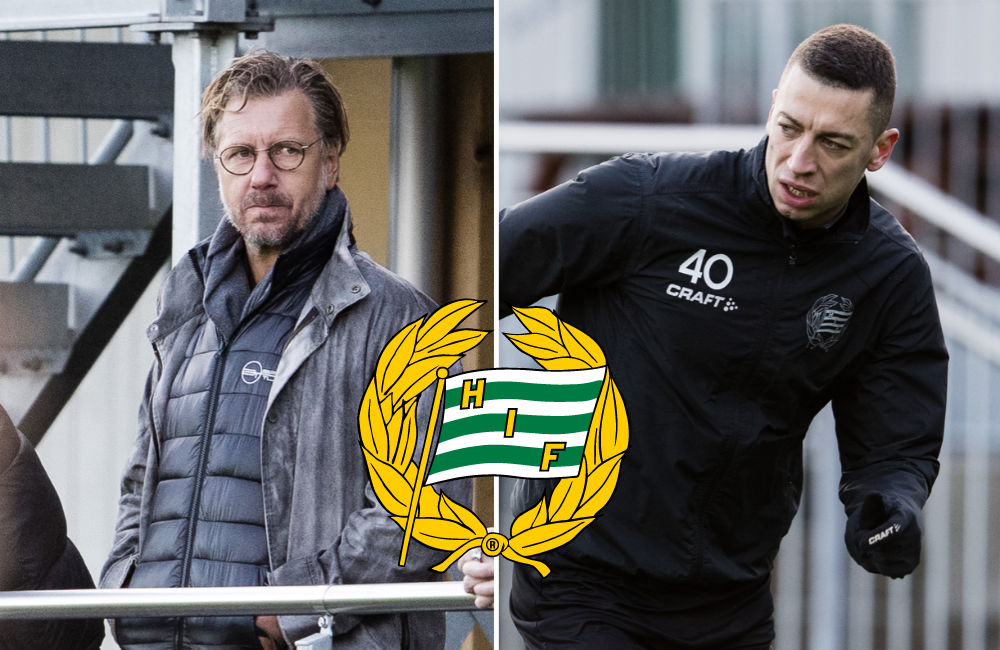 Hammarby kallar till PK –Djurdjics ersättare presenteras
