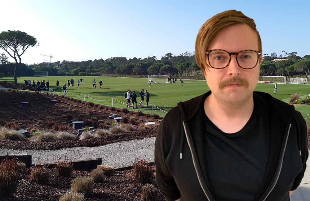 Hansson: Ousted och Johannsson ser allt vettigare ut i Portugal