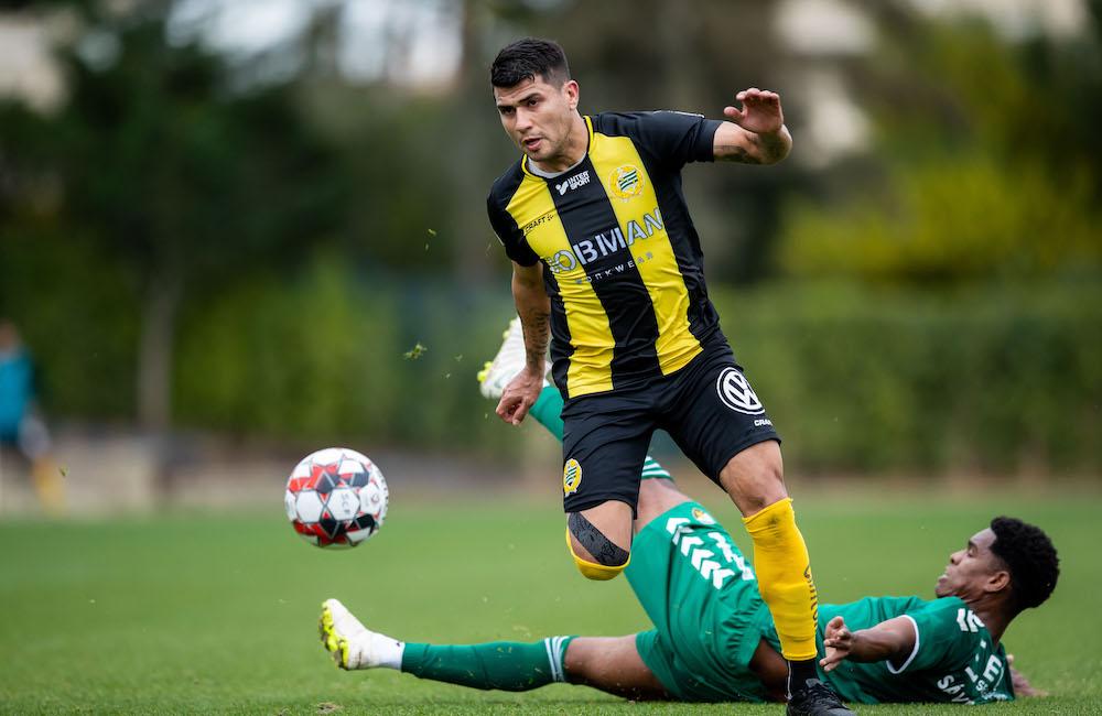 Matchanalys: Klart godkänd Hammarbydebut för Paulinho