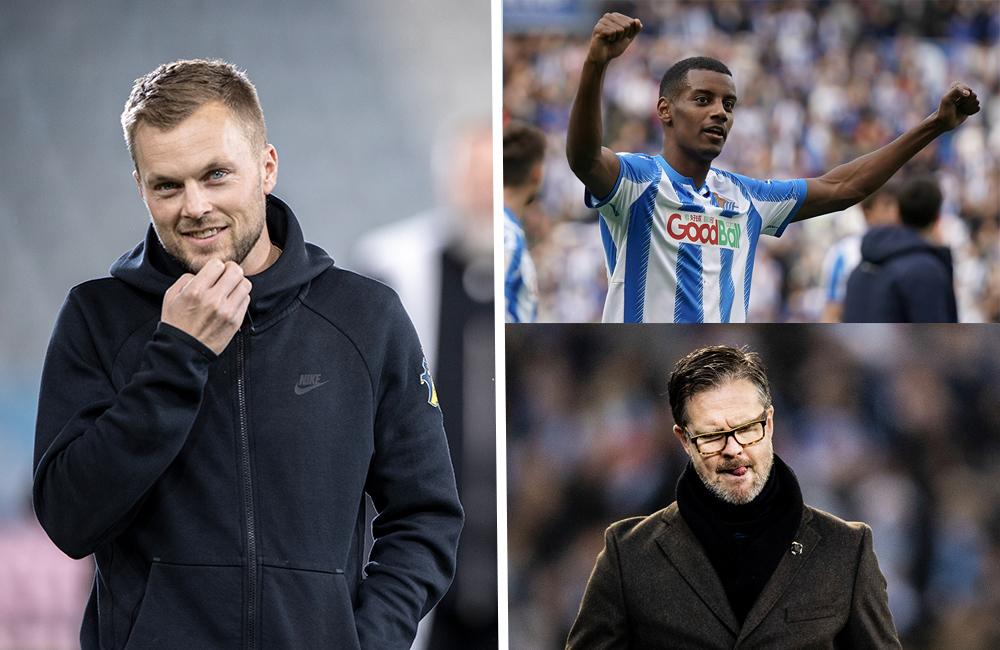 """""""Isak är redo för den stora scenen"""" – Fotboll Sthlm möter Larsson"""